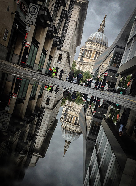 St Pauls Reflections