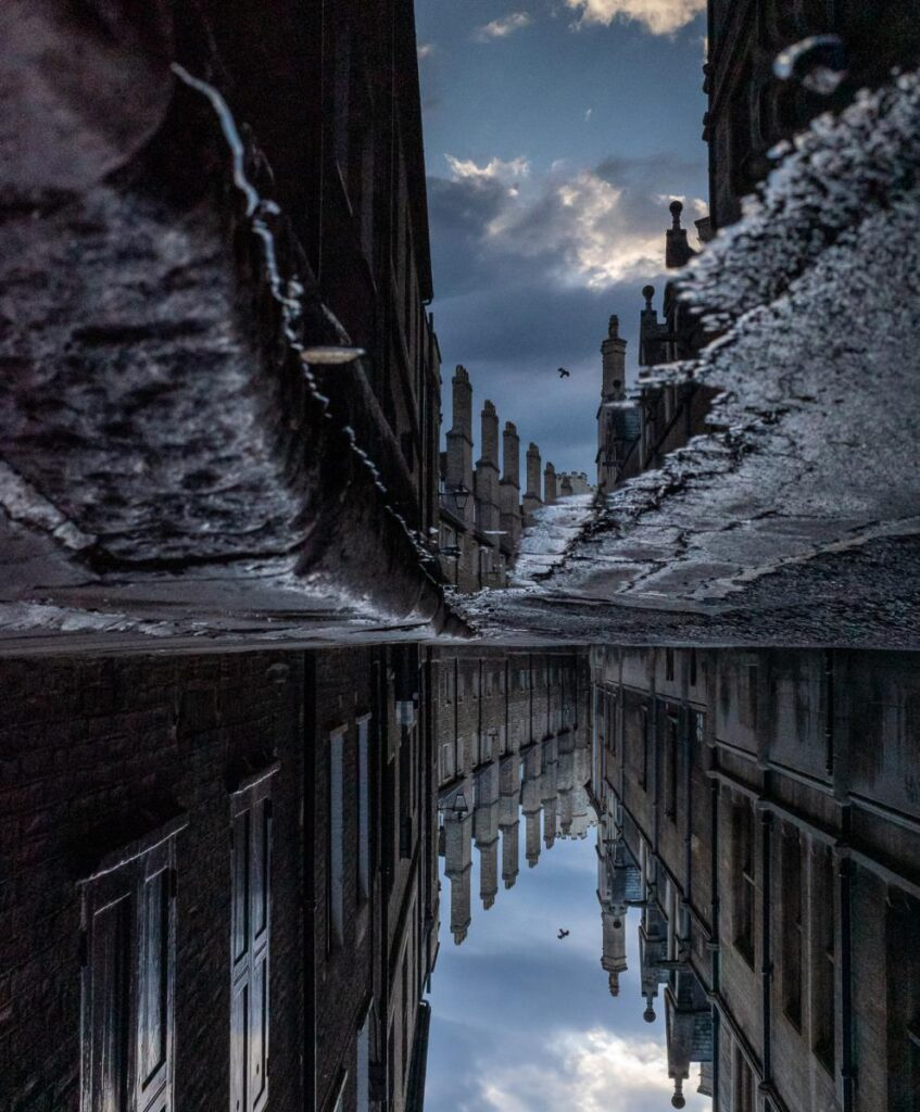 Alan Godfrey (Upside down) Phototask 19