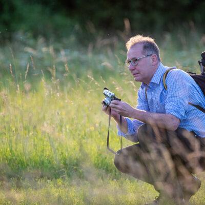 Camera Club in Action 3 Mark Seton